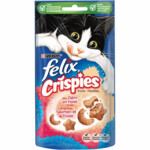 8x Felix Crispies Zalm - Forel  45 gr