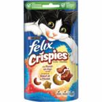 Felix Crispies Rund - Kip  60 gr