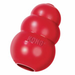 Kong Classic Rood  S