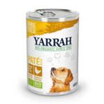Yarrah Bio Pate in Blik Hondenvoer Kip