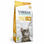 Yarrah Bio Kattenvoer Kip  10 kg