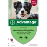 Advantage 250 Anti-vlo Hond 10 - 25 kg