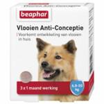 Beaphar Vlooien Anticonceptie Middel hond 6,8 - 20 kg