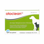 Otoclean Oorreinigingsmiddel   18 x 5 ml