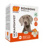 Biofood Schapenvet Bonbons Zalm  40 stuks
