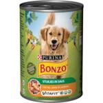 Bonzo Blik in Saus Kip-groente-pasta