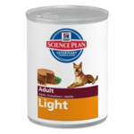 Hills Canine Adult Light Chicken Blik