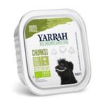 Yarrah Bio Kuipje Brokjes Hondenvoer Kip - Groente