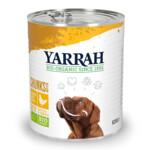 Yarrah Bio Brokjes In Saus Hondenvoer Kip