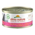 Almo Nature HFC 70 Kat Natural Zalm - Kip