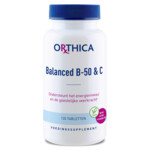 Orthica Balanced B-50 & C
