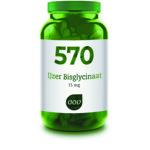 AOV 570 IJzer Bisglycinaat  90 vegacaps