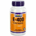NOW Vitamine E 400iu D Alpha Toco