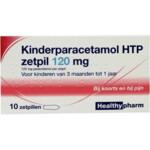 Healthypharm Paracetamol Kind 120mg