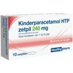 Healthypharm Paracetamol Kinderen 240mg