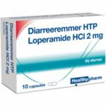 Healthypharm Diarreeremmer Loperamide HCI 2mg