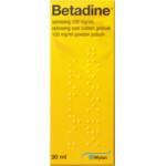 Betadine Oplossing   30 ml