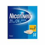 Nicotinell Nicotinepleisters 21mg