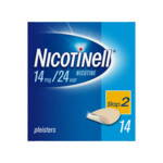 Nicotinell Nicotinepleisters 14mg