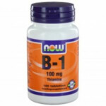 NOW Vitamine B1 100mg