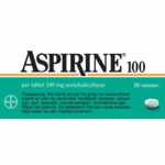 Aspirine Kind 100 mg   20 tabletten