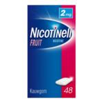 Nicotinell Kauwgom Fruit 2 mg