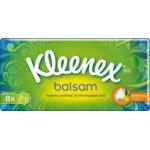 Kleenex Balsam Tissues  8 pakjes