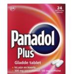 Panadol Plus Gladde Tablet 500 mg