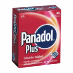 Panadol Plus Gladde Tablet 500 mg