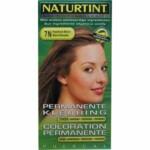 Naturtint Permanente Haarkleuring 7N Hazelnoot Blond