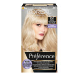 L'Oréal Preference Haarkleuring  10.1 Helsinki - Extra Licht Asblond