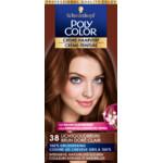 Poly Color Créme Permanente Haarverf 38 Licht Goudbruin