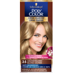 Poly Color Créme Permanente Haarverf 35 Middenblond