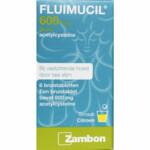 Fluimucil Hoest 600 mg