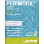 Fluimucil Hoest 200 mg