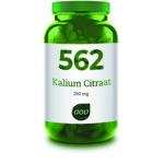 AOV 562 Kalium Citraat 200mg