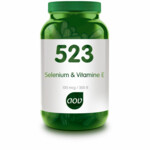AOV 523 Selenium & Vitamine E (100 mcg / 300 ie)