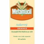 Metamucil Orange