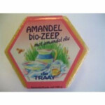 De Traay Zeep Amandel met Amandel Olie