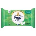 Page Vochtig Toiletpapier Aloe Vera  38 stuks