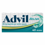 Advil Reliva Liquid-Caps 200