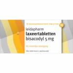 Leidapharm Laxeertabletten Bisacoldyl 5 mg