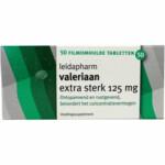 Leidapharm Valeriaan 125mg