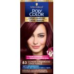 Poly Color Créme Permanente Haarverf 83 Donker Kersrood