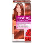 L'Oréal Casting Crème Gloss Haarkleuring 645 Ambre - Donker Koper Mahonie