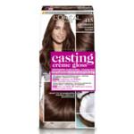 L'Oréal Casting Crème Gloss Haarkleuring 415 Iced Chestnut - Midden Kastanjebruin