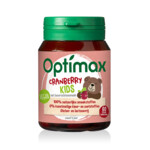 Optimax Kinder Cranberry   60 tabletten