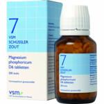 VSM Schussler Zout nr. 7 Magnesium Phosphoricum