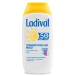 Ladival Zongevoelige Huid Zonnebrand Gel SPF 50+
