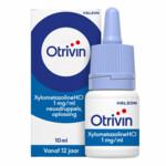 Otrivin Druppels Met Verzachtend Effect vanaf 12 jaar  10 ml